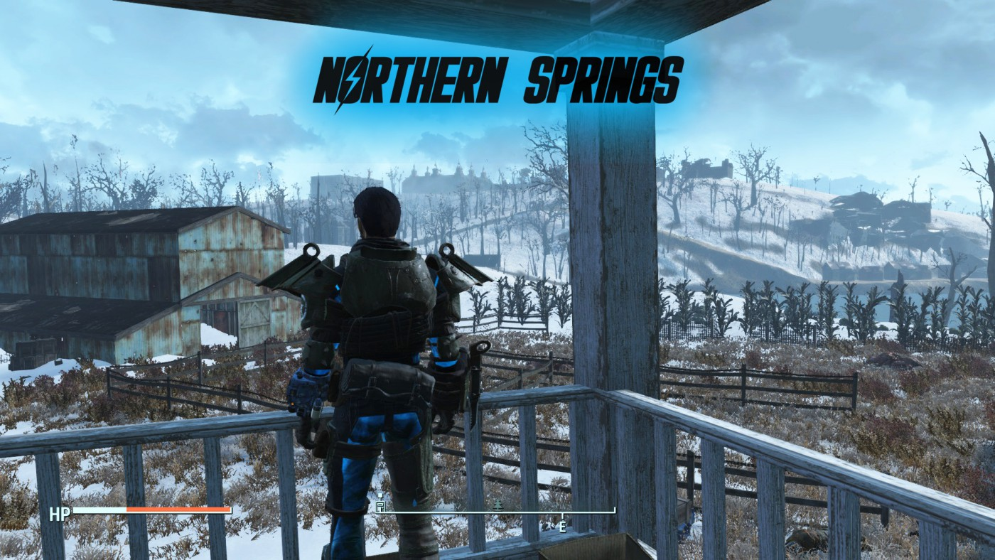 fallout 4 mod northern springs