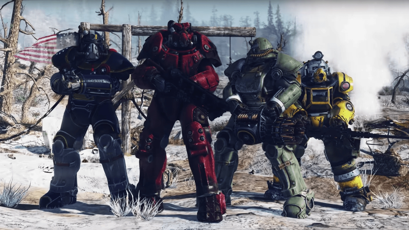 fallout 76 multiplayer cross-play