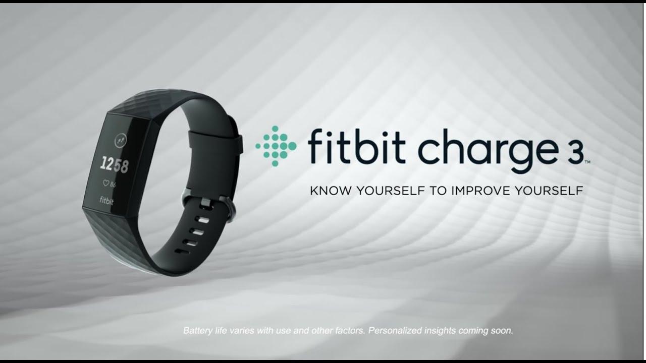 Fitbit Charge 3, annunciato il nuovo e migliorato fitness tracker thumbnail