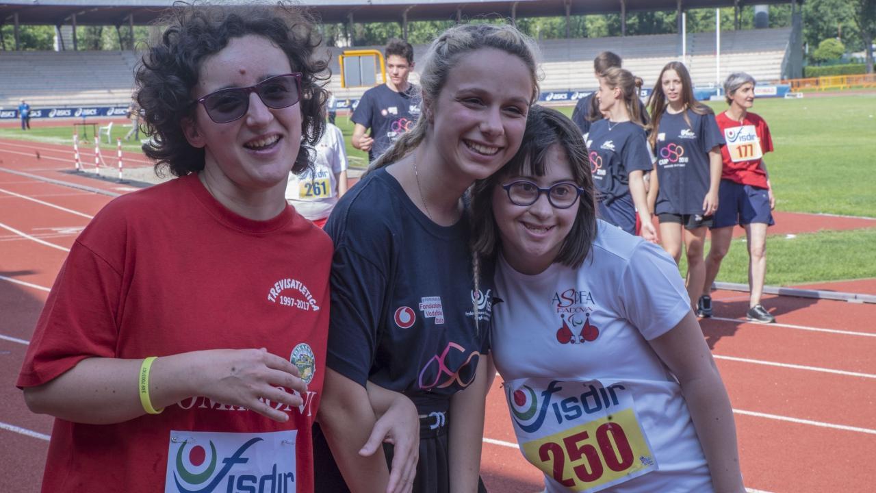 Sport e disabilità: i vincitori del bando OSO di Fondazione Vodafone thumbnail