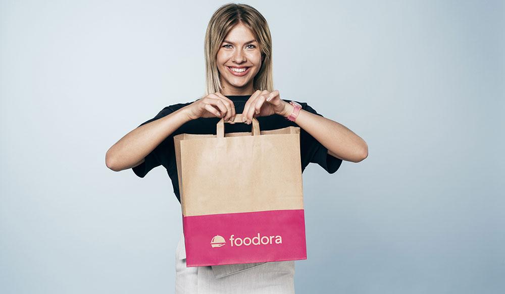 Foodora da oggi è attivo anche a Verona e Bologna thumbnail