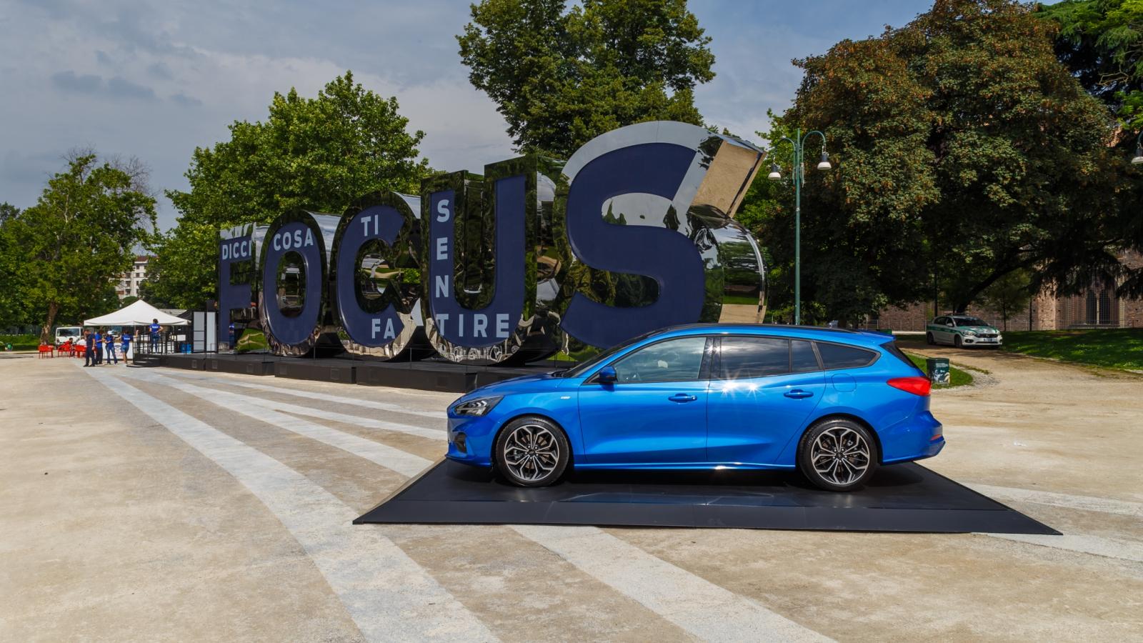 Alla scoperta della nuova Ford Focus con Letters Experience thumbnail