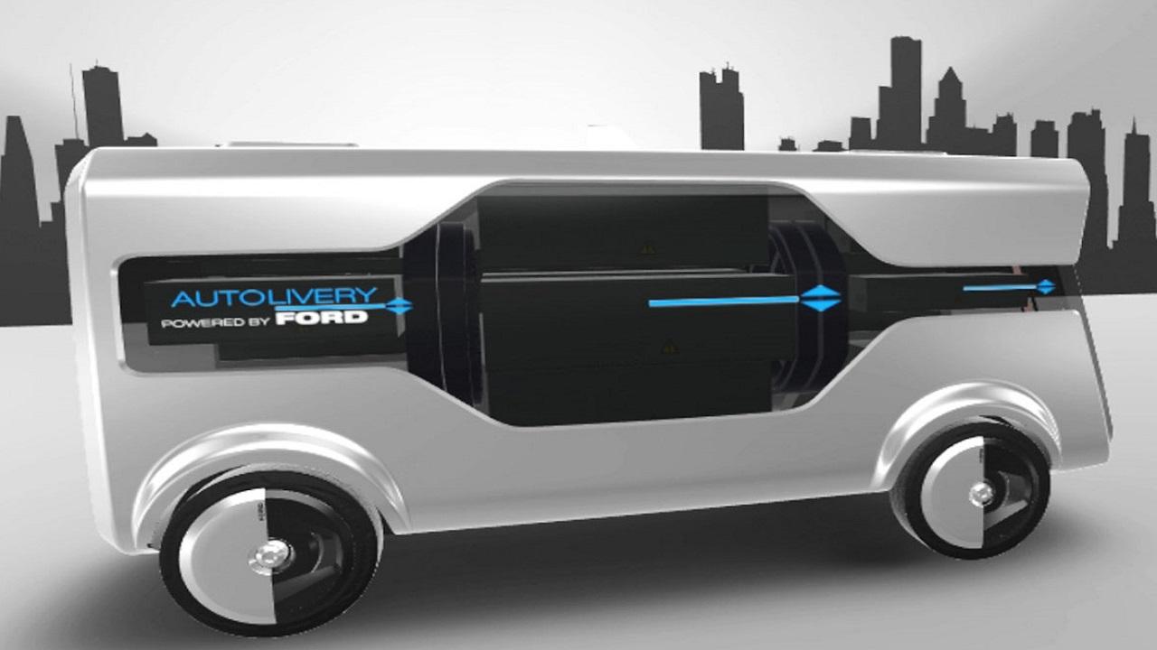[MWC 2017] In futuro i veicoli commerciali e i droni lavoreranno insieme thumbnail