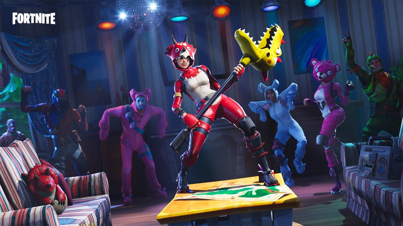 Leakato l'evento di Capodanno in Fortnite thumbnail