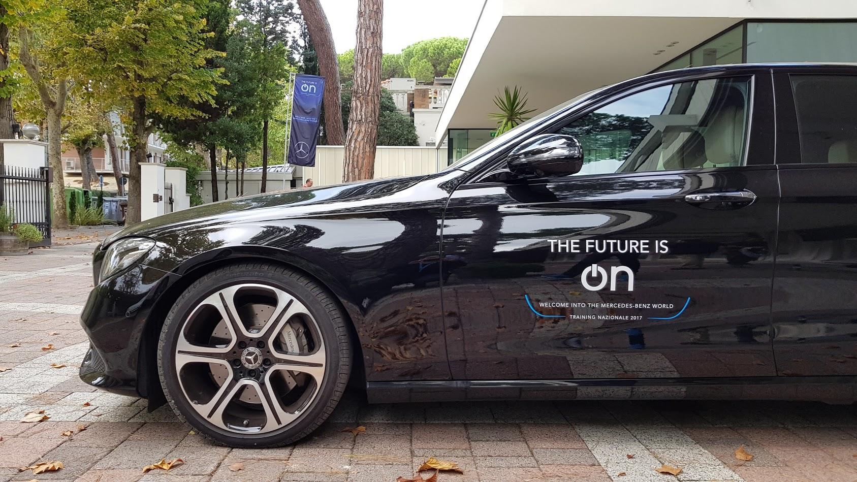 Il futuro dell'auto: ecco come sarà secondo Mercedes-Benz thumbnail