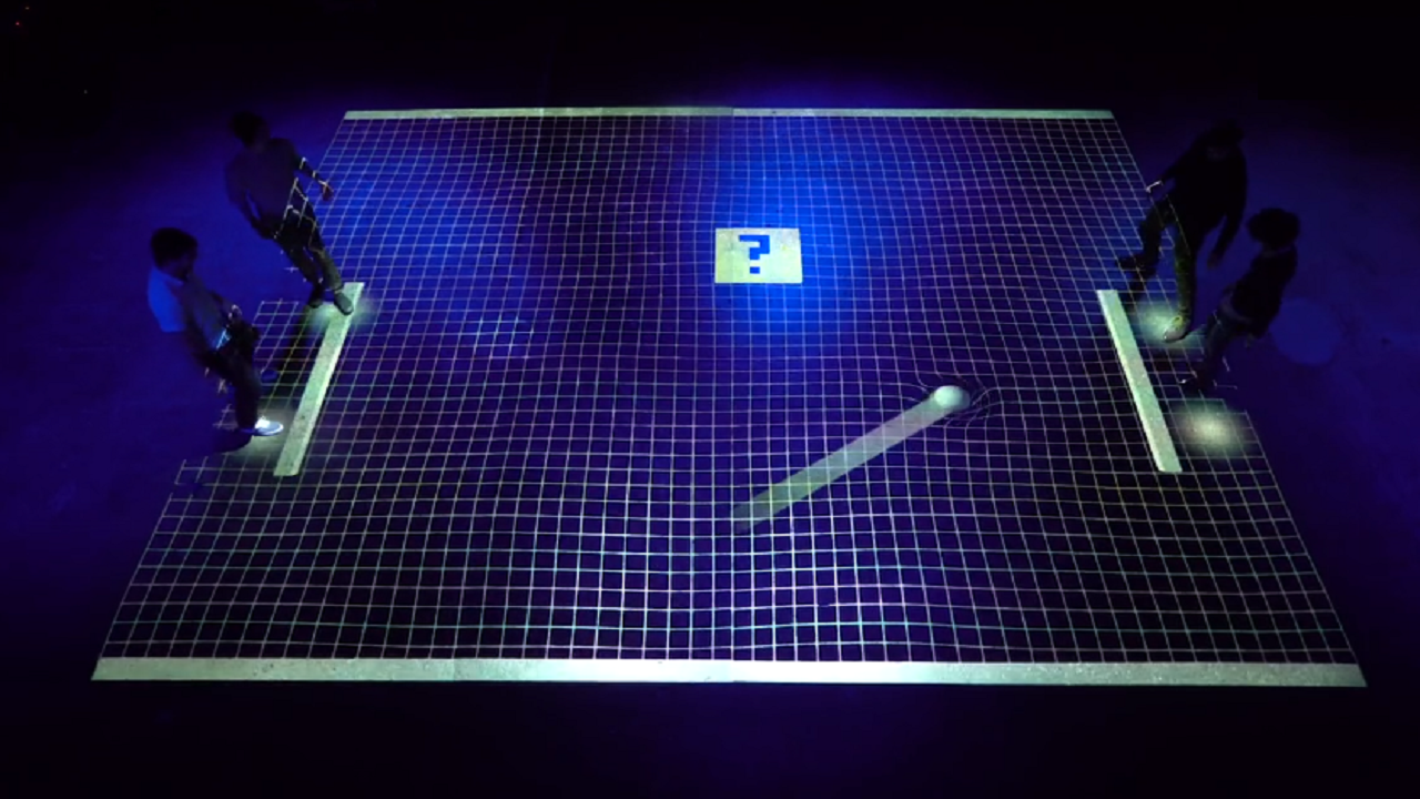 Il ritorno di Pong in real-world con GRiD thumbnail