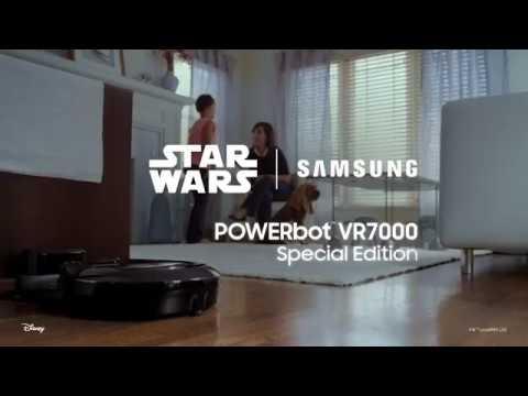 Arrivano in Italia i Samsung POWERbot ispirati a Star Wars thumbnail