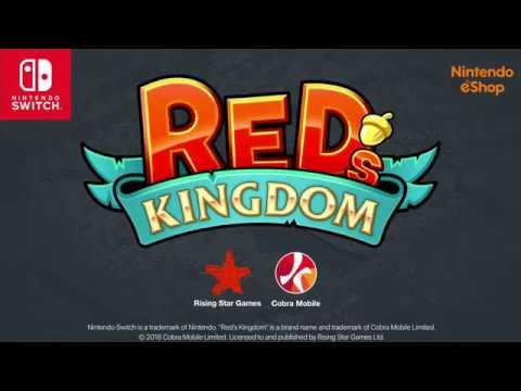 Red's Kingdom, un coloratissimo puzzle game per Nintendo Switch thumbnail
