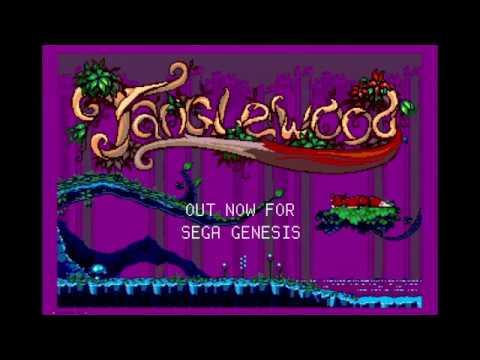 Tanglewood, un nuovo platform 16 bit per PC e SEGA Mega Drive thumbnail