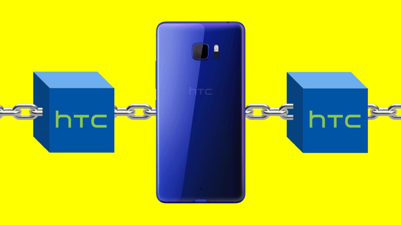HTC presenta Exodus, il primo telefono al mondo con blockchain thumbnail