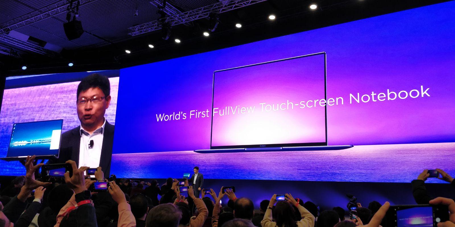 Huawei MateBook X Pro e MediaPad M5 ufficiali: caratteristiche, prezzi e disponibilità thumbnail