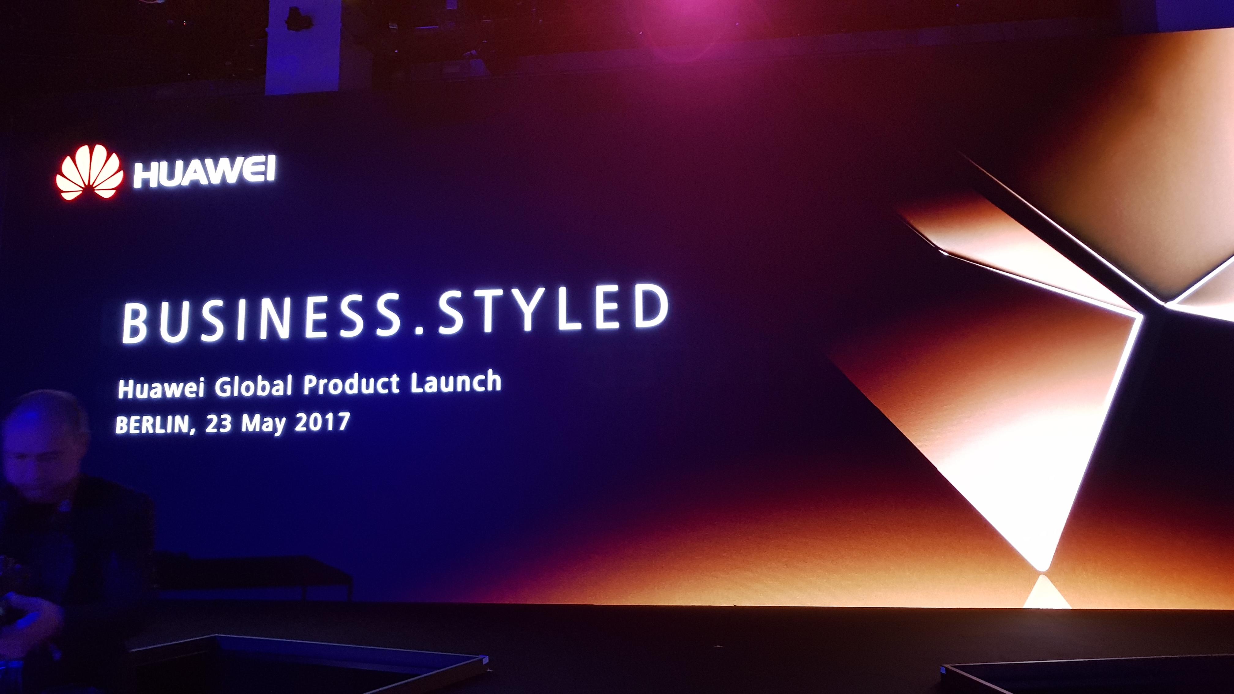 Huawei: nuovi PC Matebook con Window 10 in arrivo thumbnail