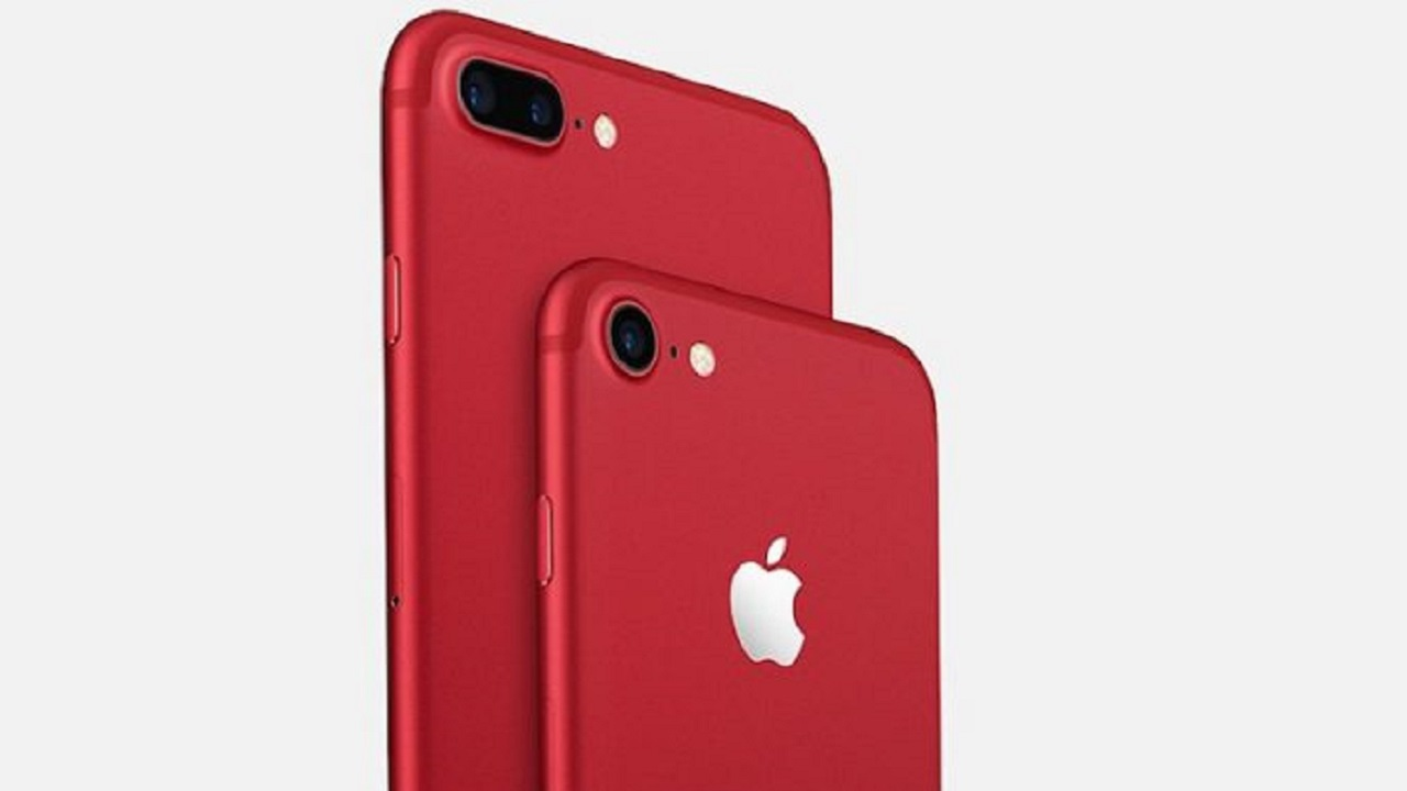 Apple: in arrivo la versione Red di iPhone 8 e 8 Plus? thumbnail