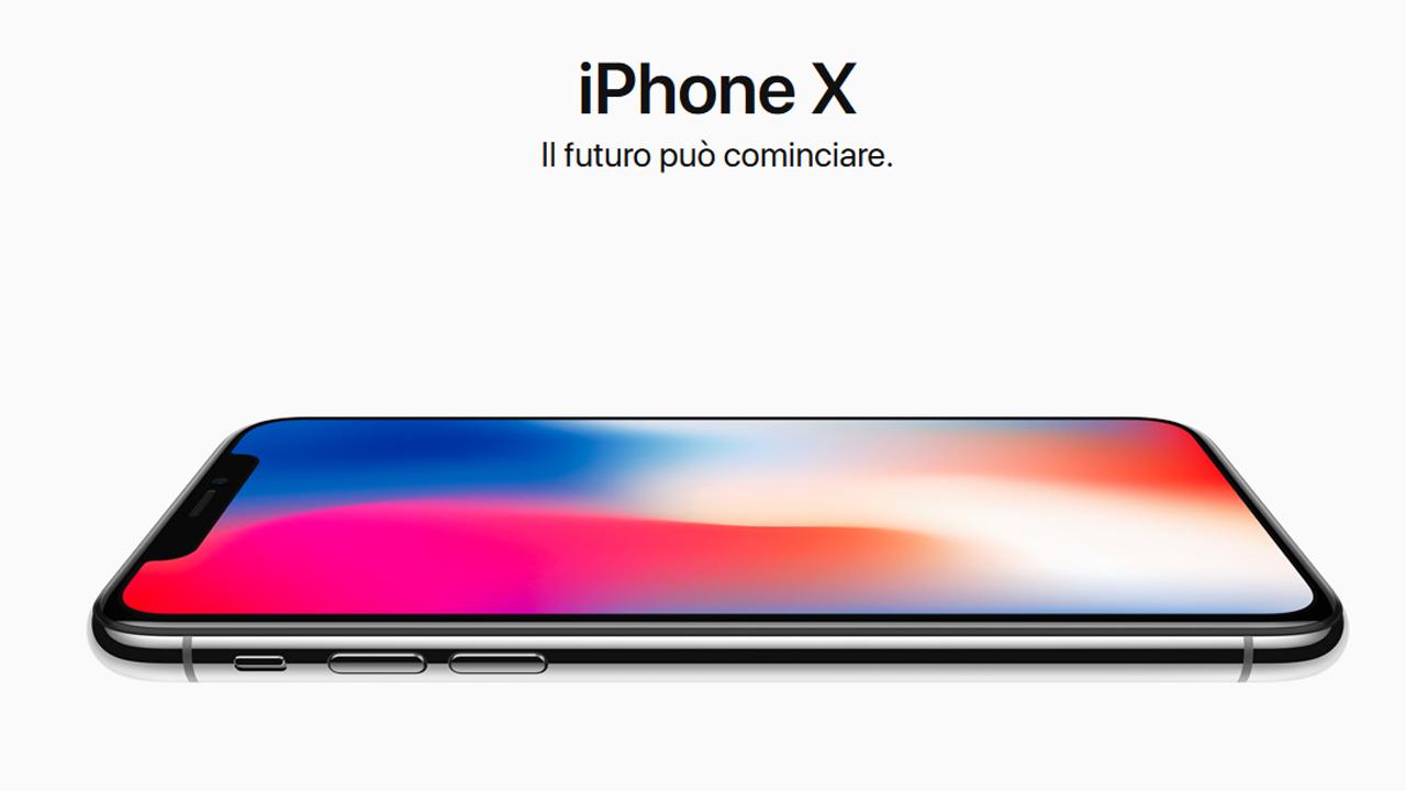 Apple iPhone X: il nuovo vero top di gamma di Cupertino thumbnail