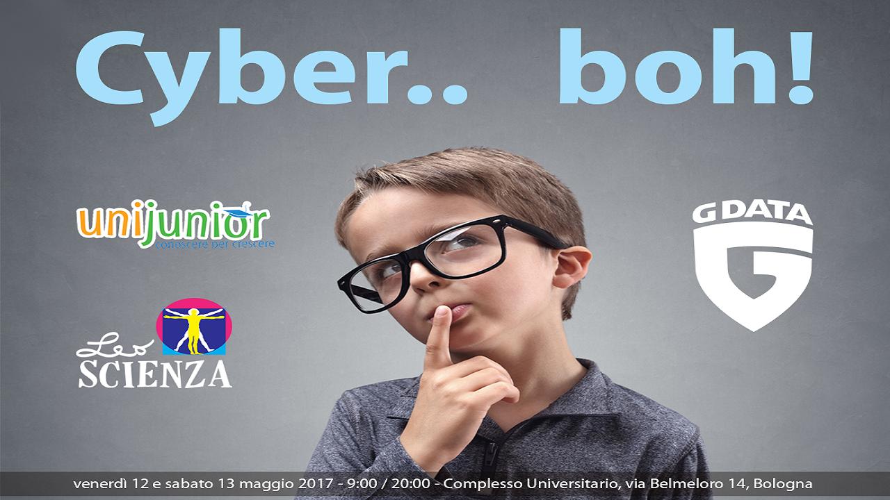 Cyber boh l' evento dedicato a scuole e famiglie su cyberbullismo e pericoli del web. thumbnail