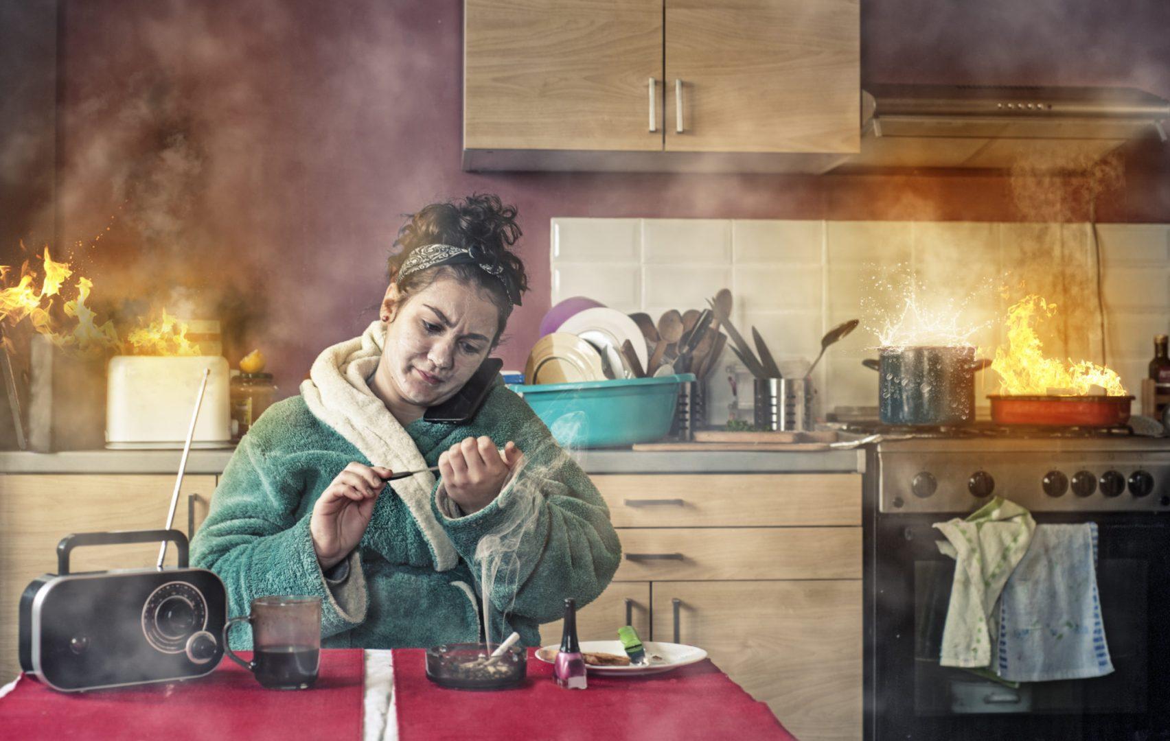 Incendi domestici: ecco le sei regole d'oro di Eaton per evitarli thumbnail
