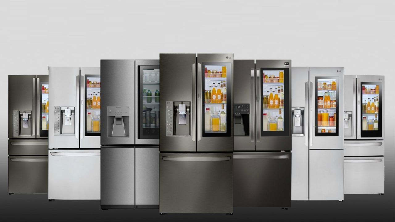 LG introduce il nuovo frigorifero InstaView Door-in-Door thumbnail