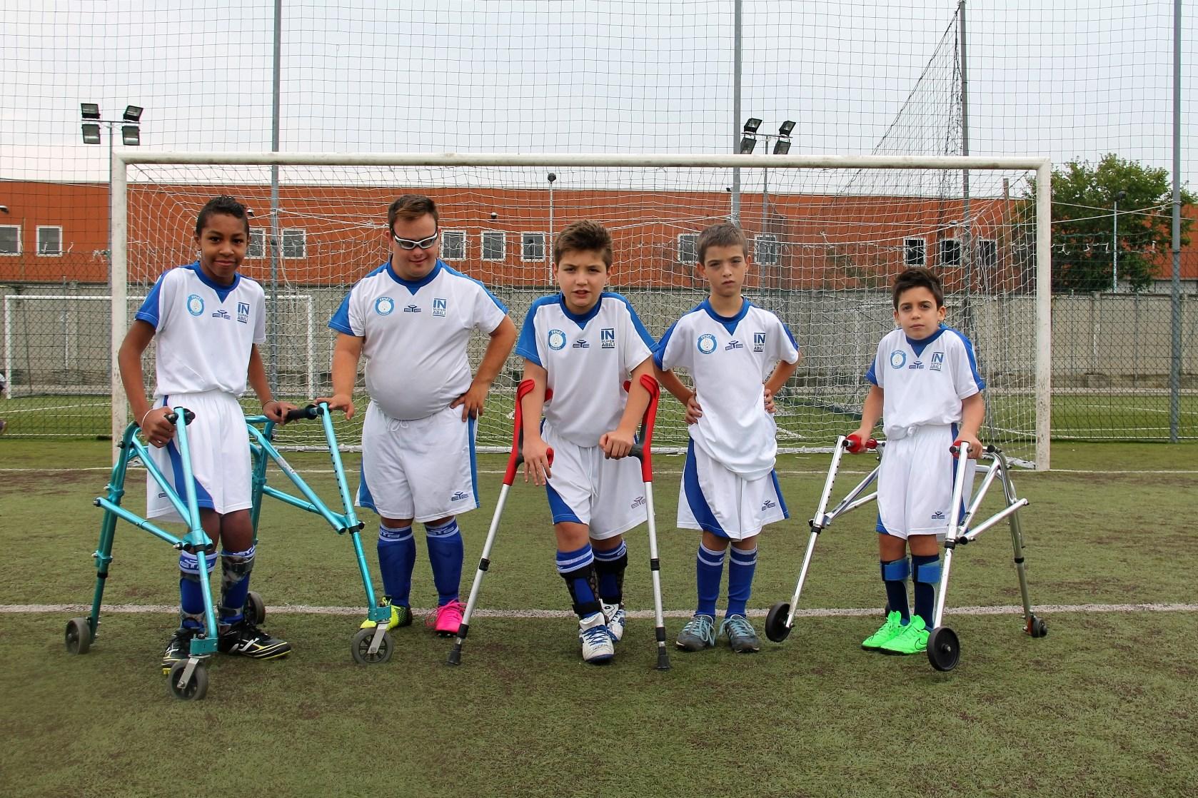 Inizia il nuovo bando di Vodafone Italia su sport e disabilità thumbnail