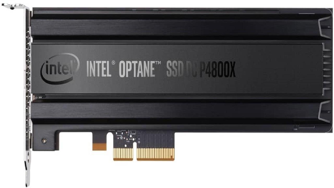 Intel introduce Optane SSD DC P4800X con Intel Memory Drive Technology per Data Center più reattivo al mondo thumbnail