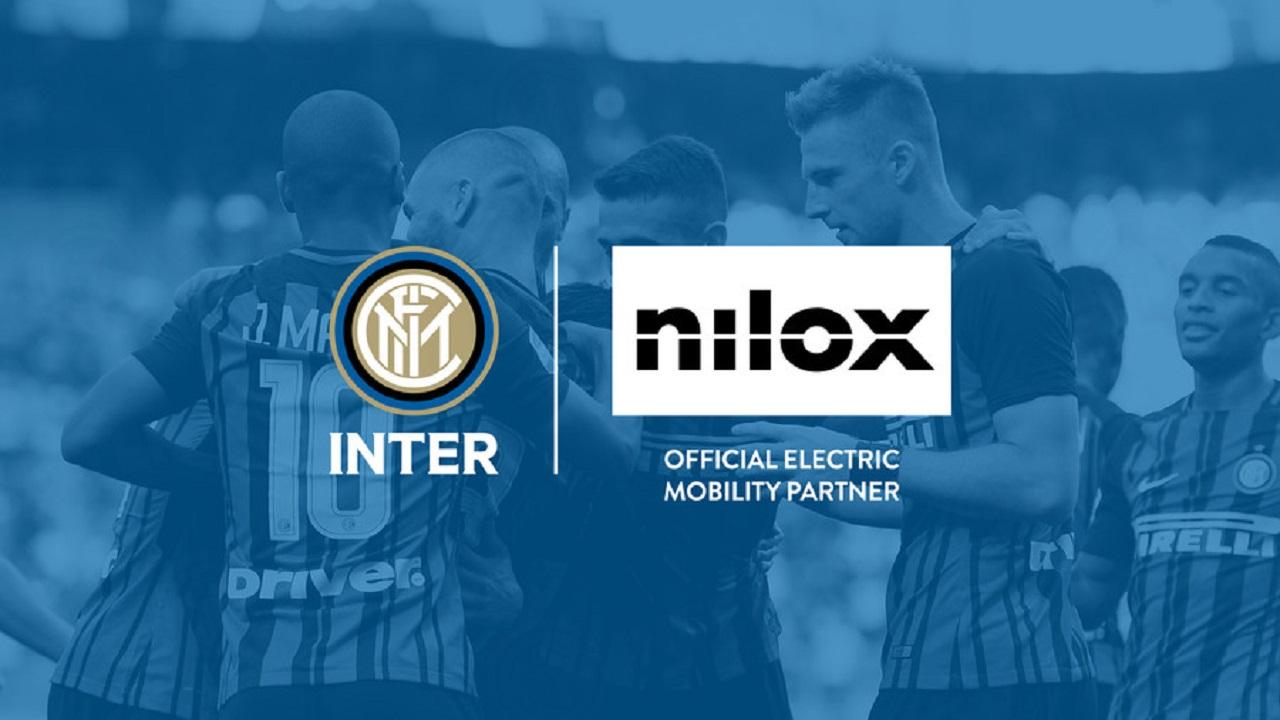 Nilox diventa il primo partner ufficiale nerazzurro in campo Electric Mobility thumbnail