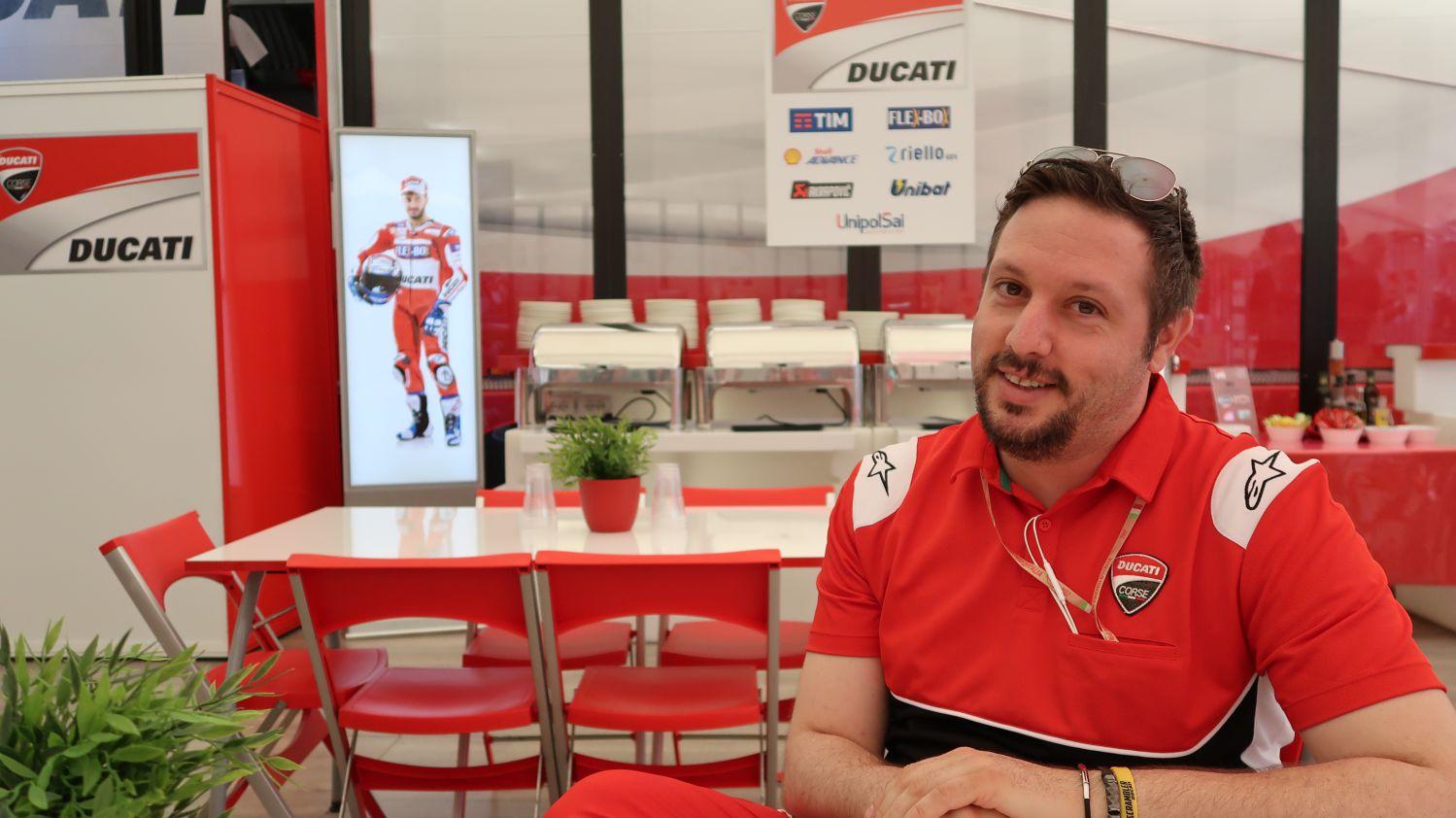 """Ducati Corse: la """"vita segreta"""" dell'IT manager. Perché il suo lavoro è così importante? thumbnail"""