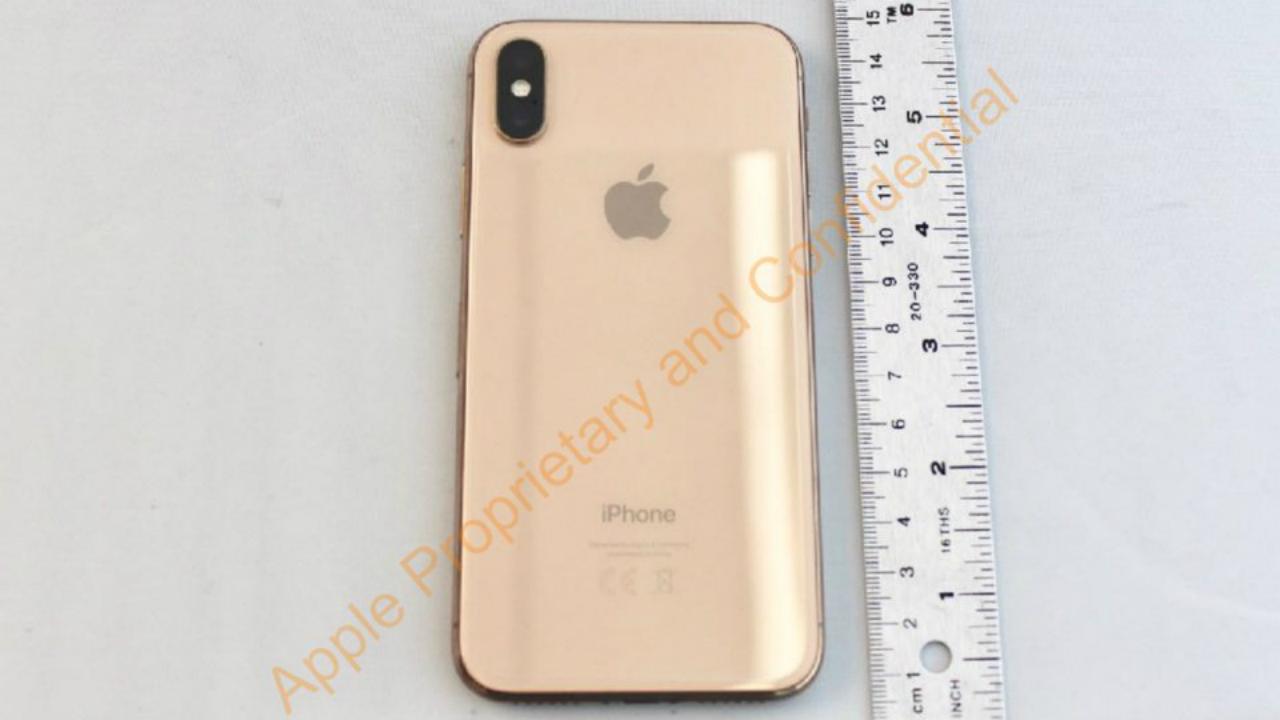 iPhone X Gold: lo smartphone che non avete mai visto thumbnail
