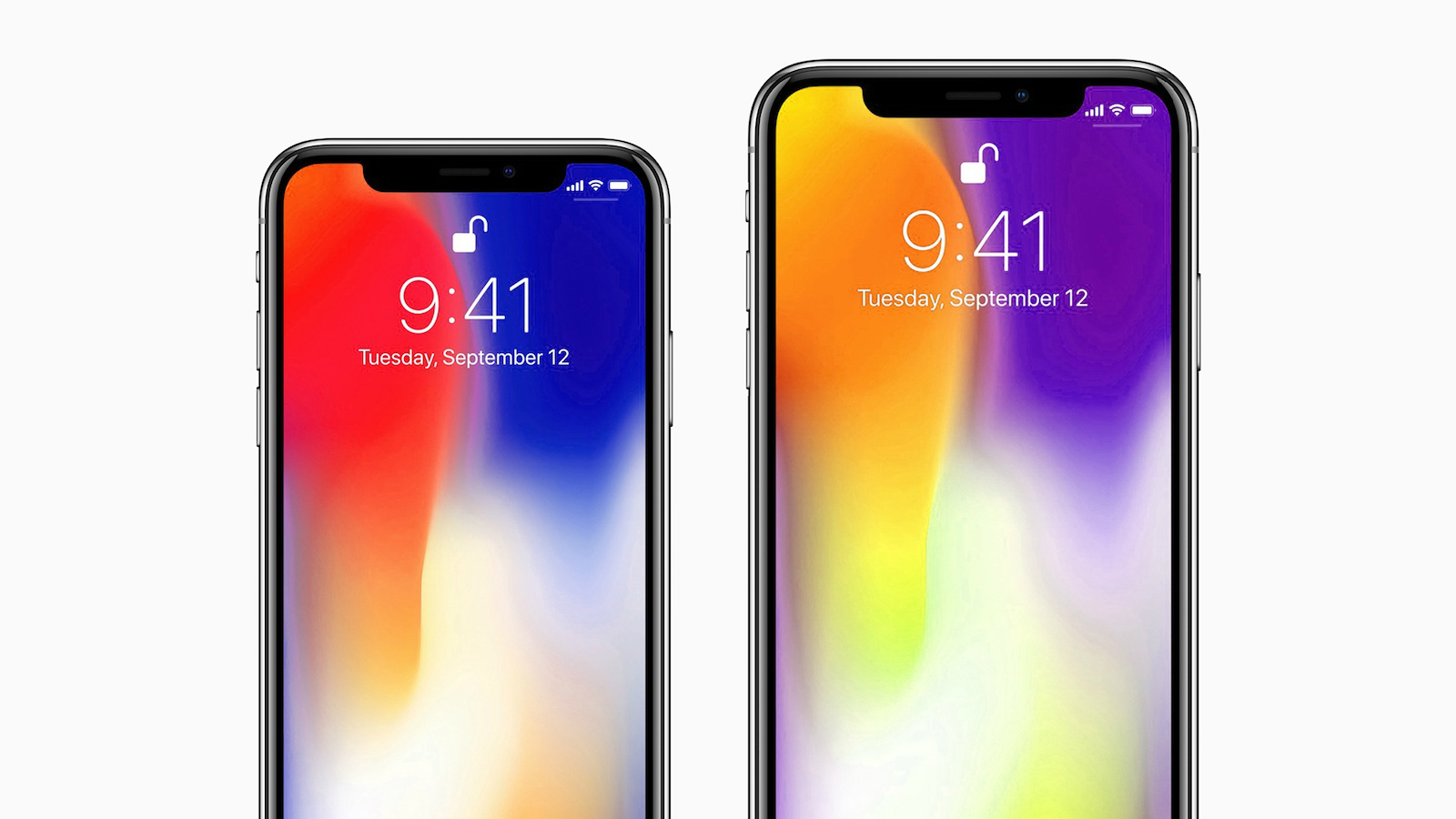 iPhone X Plus avrà un display OLED da 6.5 pollici, secondo i primi render thumbnail