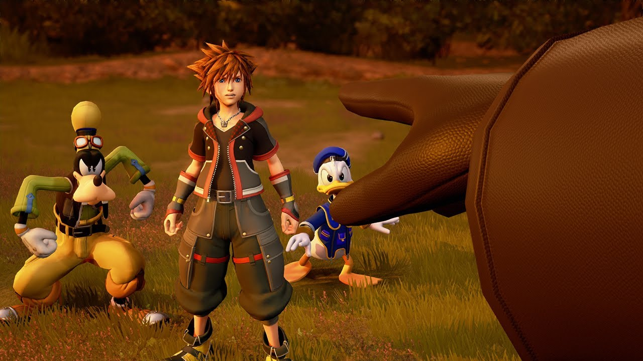 Kingdom Hearts 3: Keyblade speciale con il pre-order su Amazon thumbnail