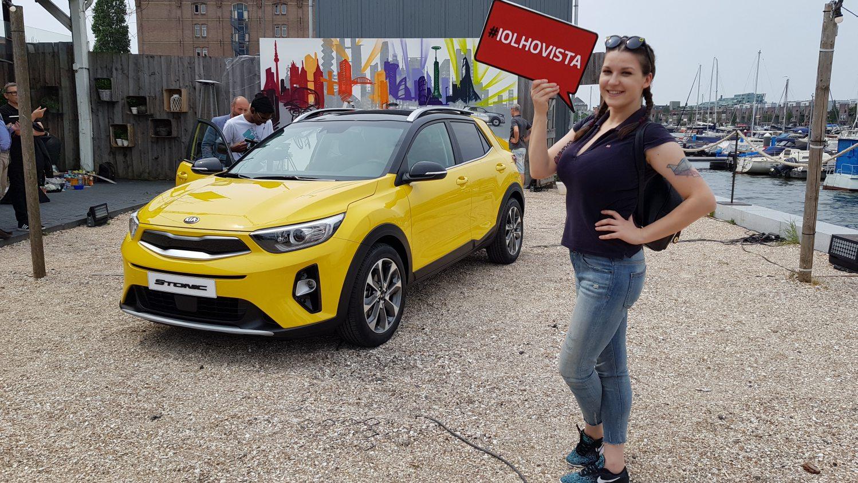 Kia Stonic: ecco com'è il nuovo urban crossover di Kia thumbnail