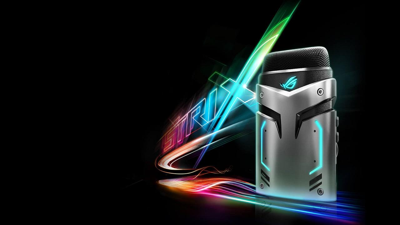 Asus ROG annuncia il nuovo microfono Strix Magnus thumbnail
