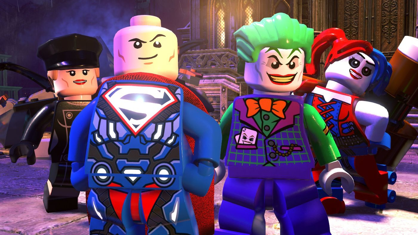 LEGO DC Super-Villains, la nostra anteprima all'E3 di Los Angeles thumbnail