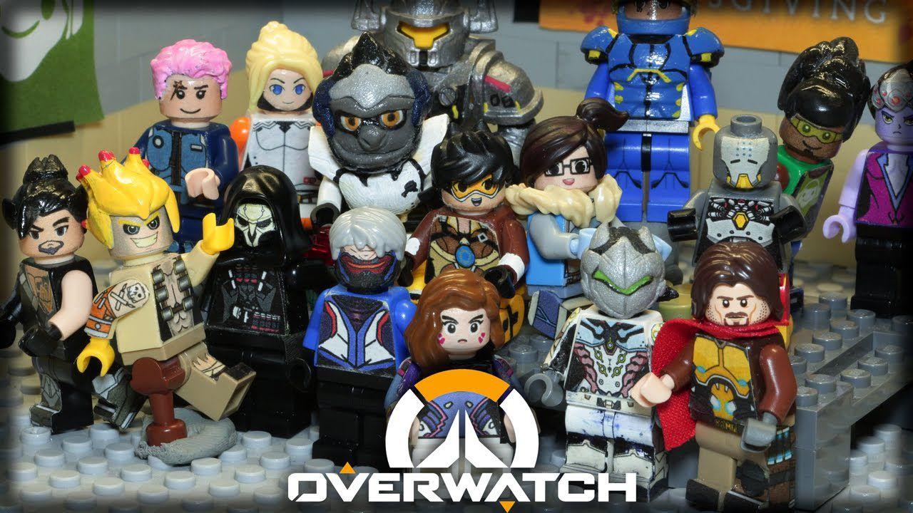 LEGO Overwatch: in arrivo i nuovi set dedicati allo sparatutto Blizzard thumbnail