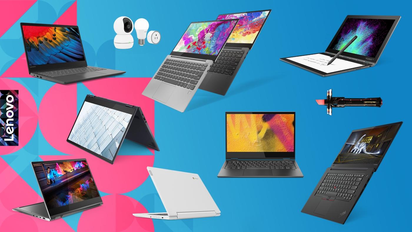 Lenovo: tutte le novità presentate all'evento Tech Life | IFA 2018 thumbnail
