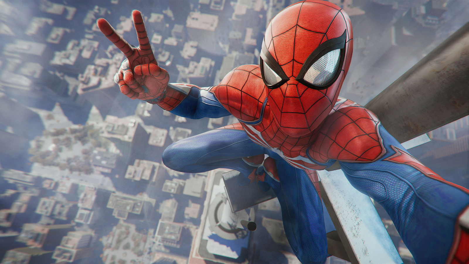 Marvel's Spider-Man, all'E3 2018 abbiamo vestito i panni dell'Uomo Ragno thumbnail