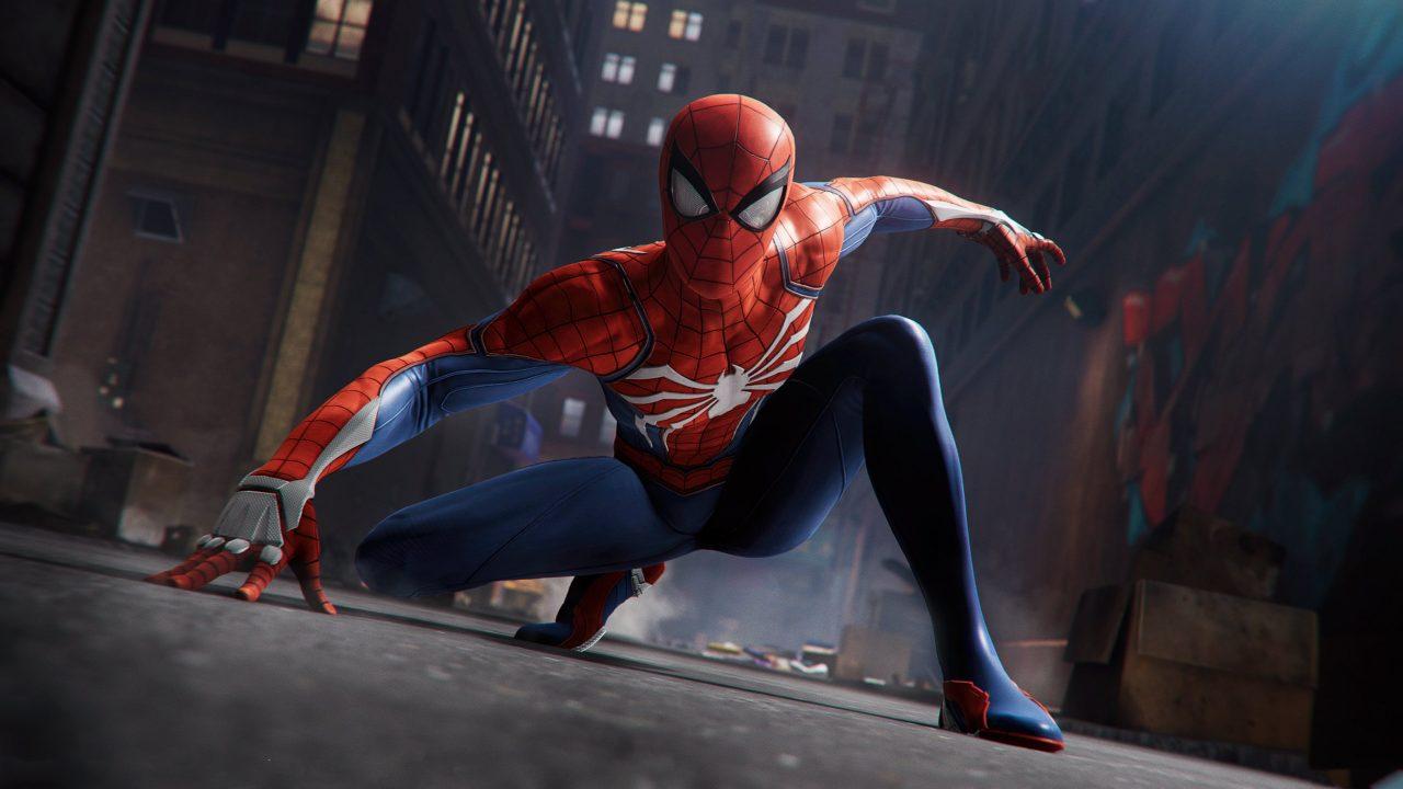 Giochi PS 4 marvel's spider-man