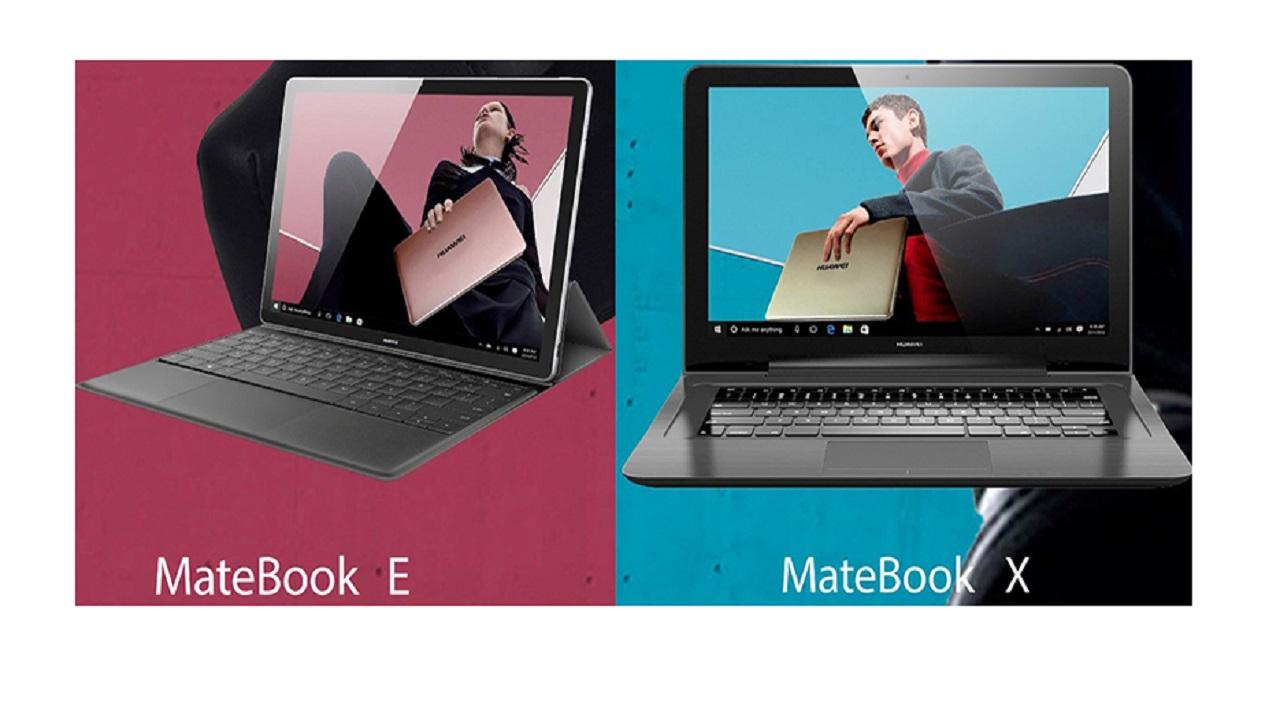 Huawei MateBook X eMateBook E arrivano in Italia thumbnail