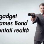 james bond gadget