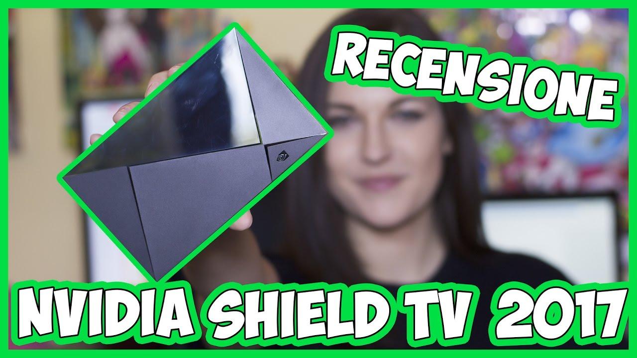 NVIDIA Shield TV 2017 – La nostra recensione thumbnail