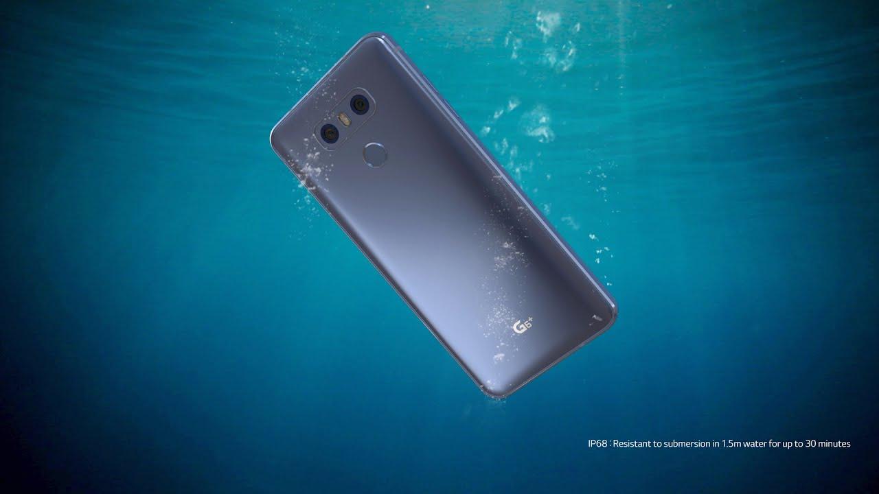 LG G6+ (plus): in arrivo la versione potenziata di LG G6 thumbnail