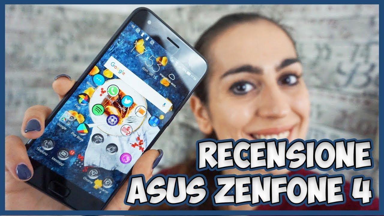 Recensione Asus Zenfone 4, lo smartphone con fotocamera grandangolare thumbnail