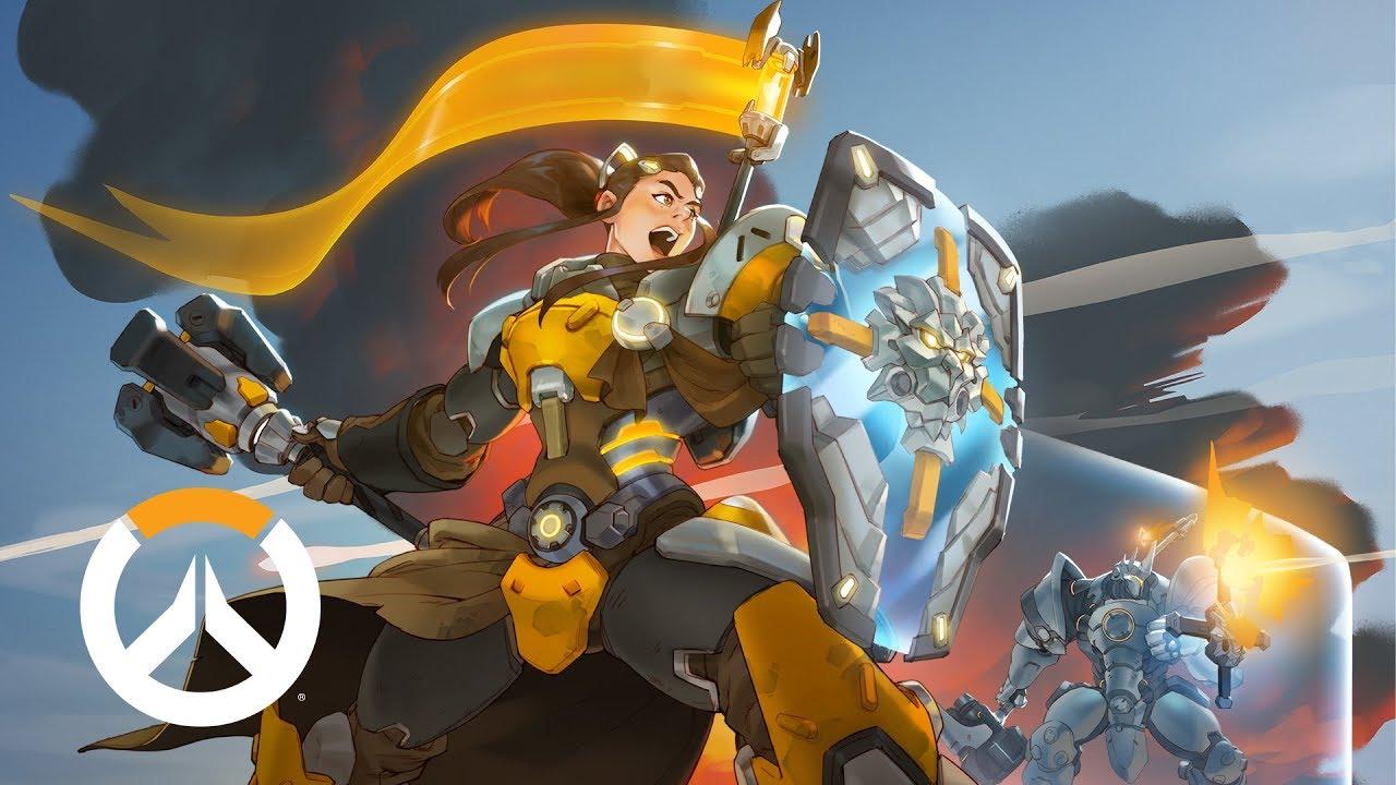 Overwatch: Brigitte è il 27esimo eroe dello sparatutto Blizzard thumbnail