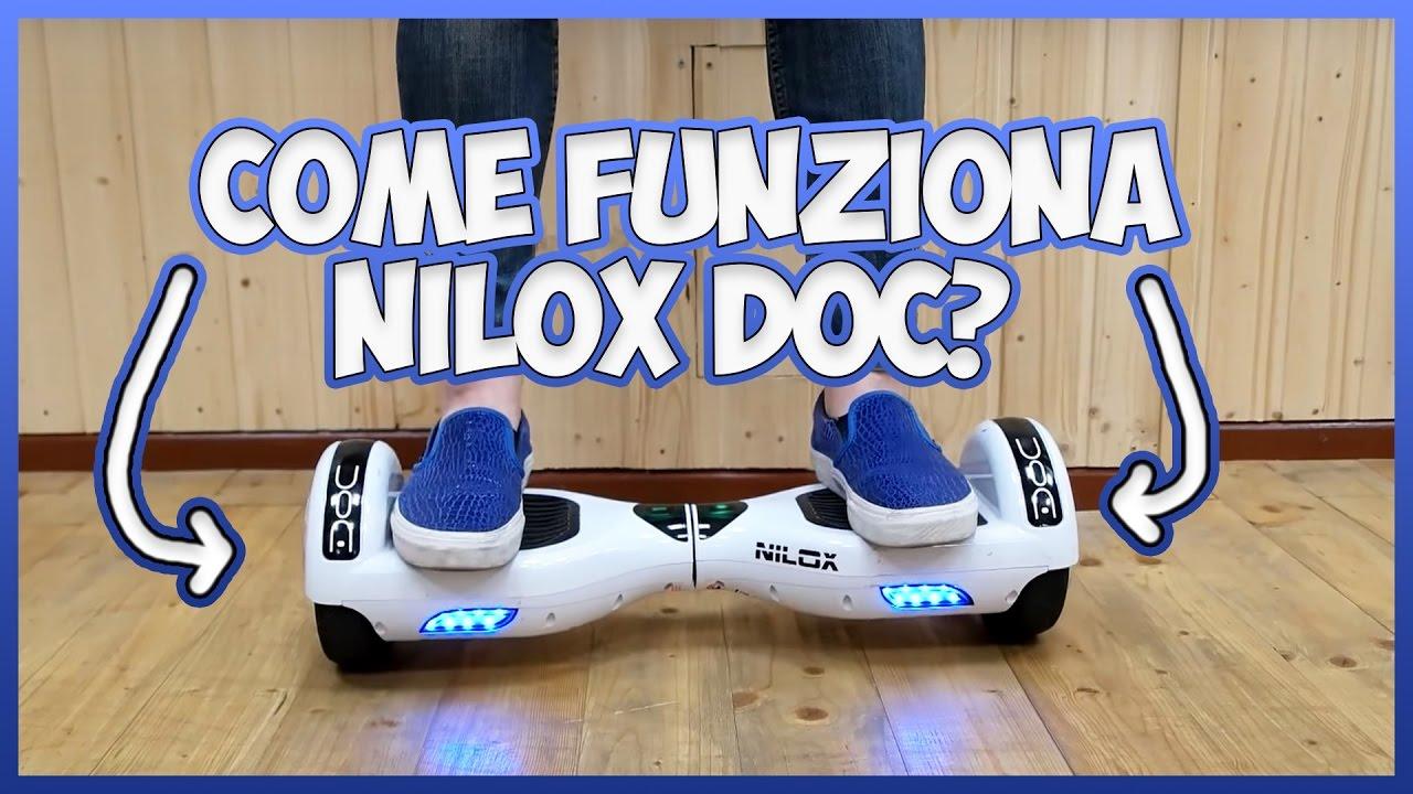 Come funziona Nilox DOC? thumbnail