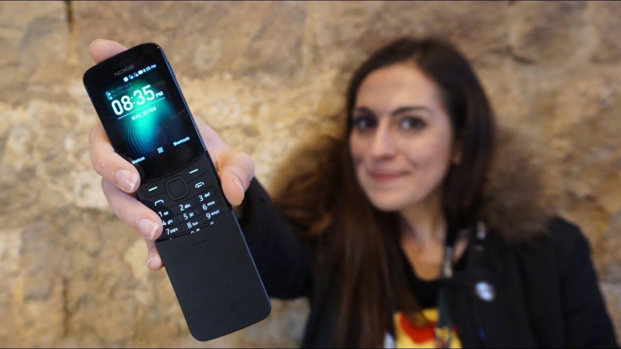 Nokia presenta 8 Sirocco, 7 Plus, Nuovo 6, 1 ed il mitico 8110: specifiche, disponibilità e prezzi – MWC 2018 thumbnail