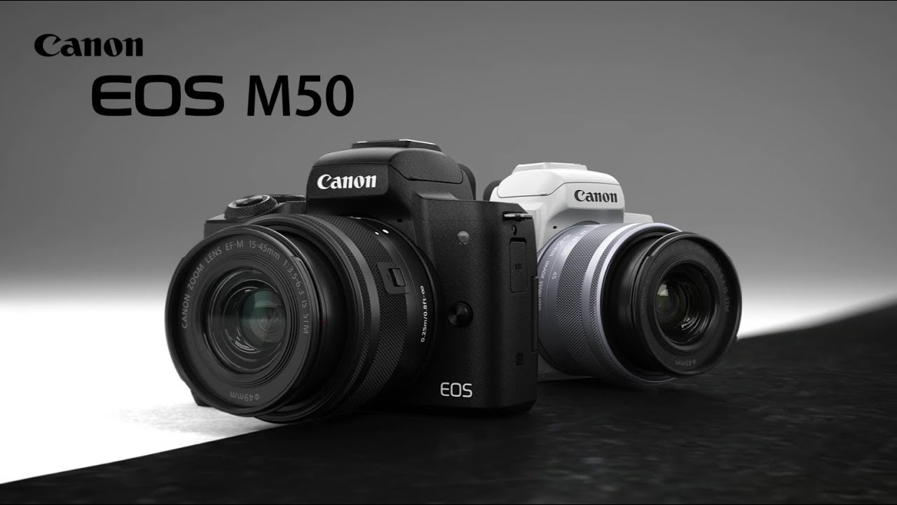 EOS M50: Canon lancia la prima mirrorless con video 4K Ultra HD thumbnail