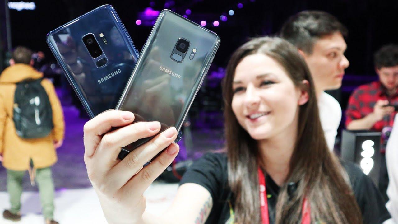 Samsung Galaxy S9 e S9+ ufficiali: specifiche tecniche, disponibilità e prezzo thumbnail