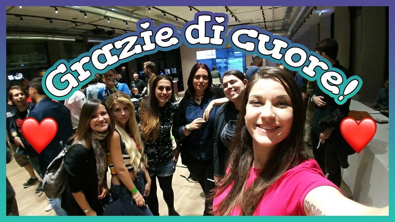 Milan Games Week: grazie a tutti per esserci stati. Vi aspettiamo a Lucca! thumbnail