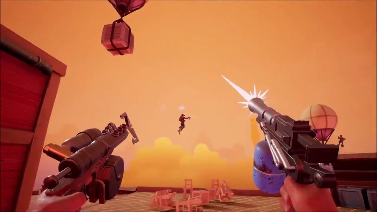 Lo sparatutto Sky Noon porterà presto il mondo del West su Steam thumbnail