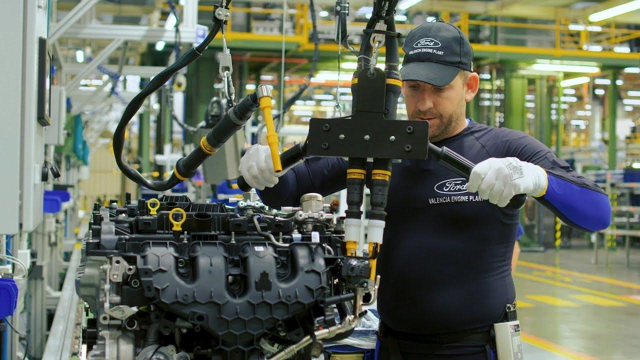 Ford porta il Body Tracking sulle linee di produzione thumbnail