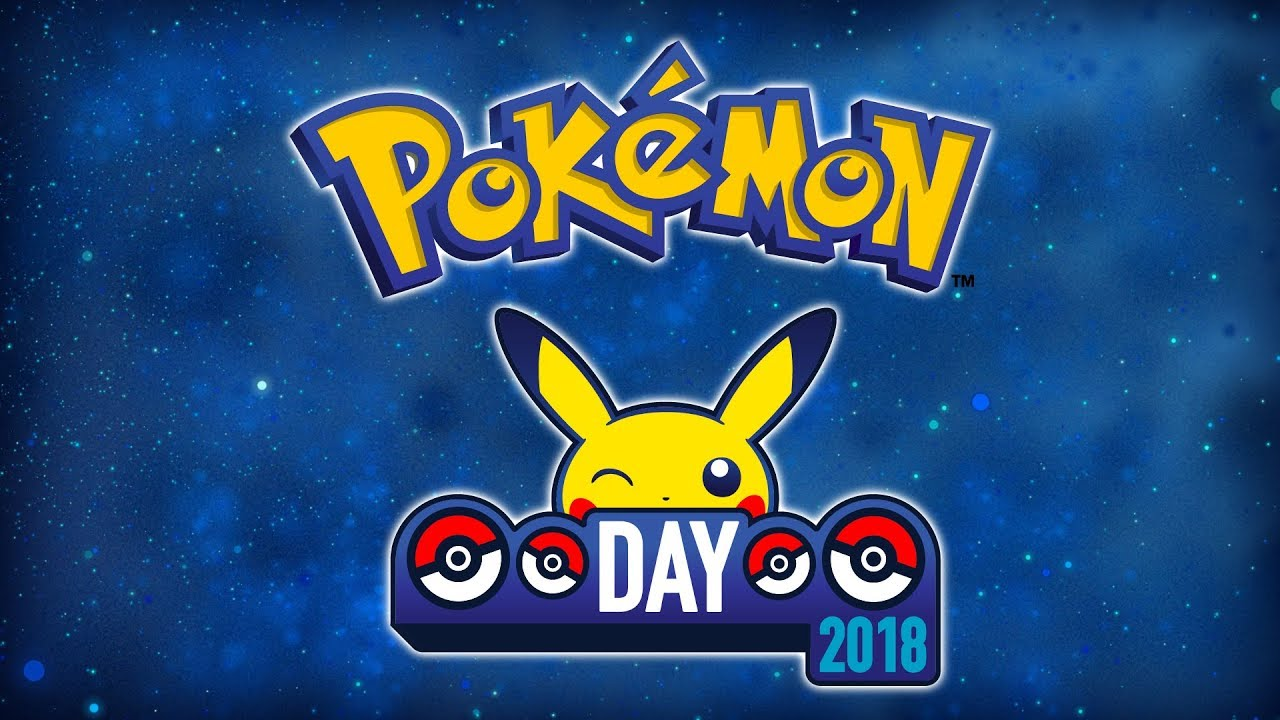 Pokémon Day 2018: ecco tutte le inizative dedicate ai fan thumbnail