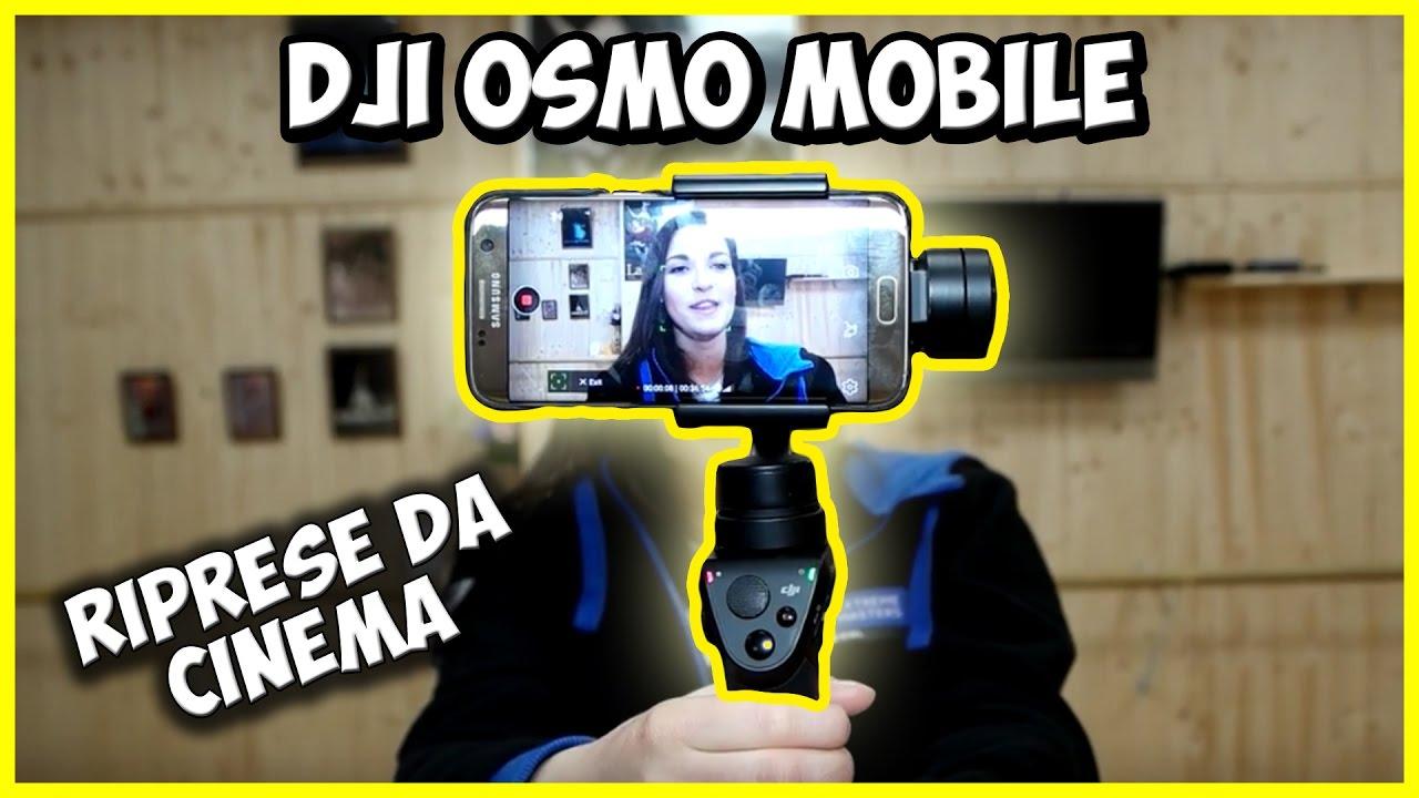 [Recensione] Osmo mobile, lo stabilizzatore per smartphone di DJI thumbnail